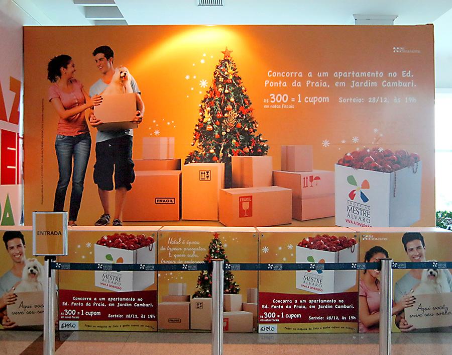 Shopping Mestre Álvaro