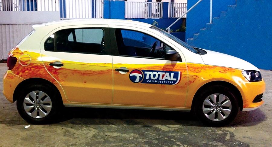 Total Combustíveis